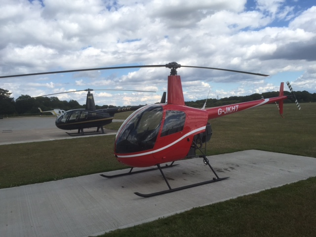 G-JKHT helicopter courses